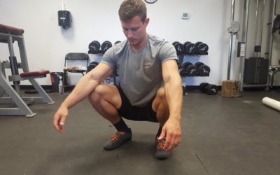 Caveman Squat Test for Proper Squat Form
