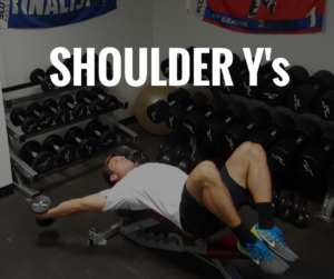 firefighter health and wellness: shoulder pain