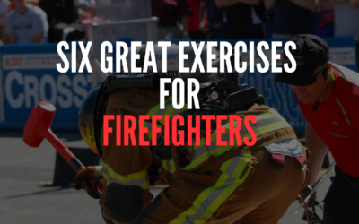 6 Great Exercises for Firefighters