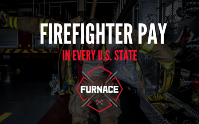Firefighter Pay in Every U.S. State