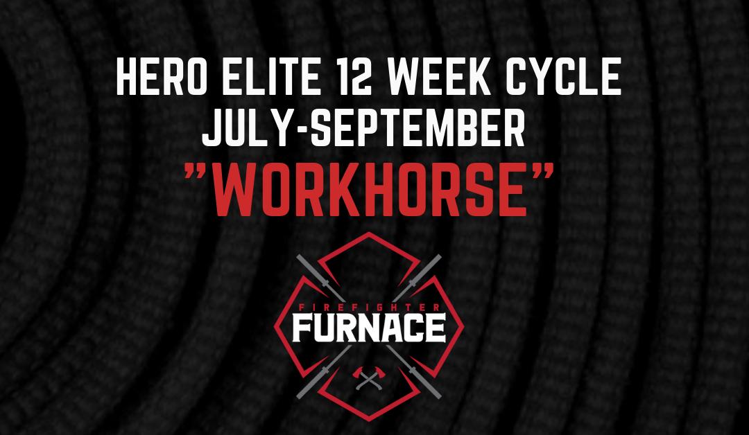 HERO Elite Cycle 19.3 (July-September)