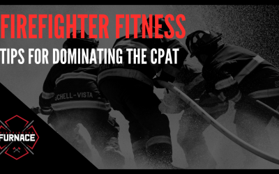 Firefighter Fitness: Tips for Dominating the CPAT
