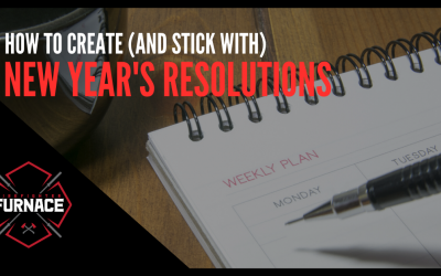 How to Create (and Stick with) New Year's Resolutions