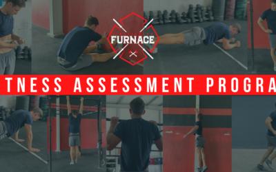 2020 Firefighter Furnace Fitness Assessment
