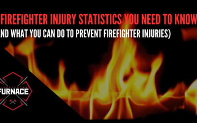 8 Firefighter Injury Statistics You Need to Know (And What You Can Do to Prevent Firefighter Injuries)