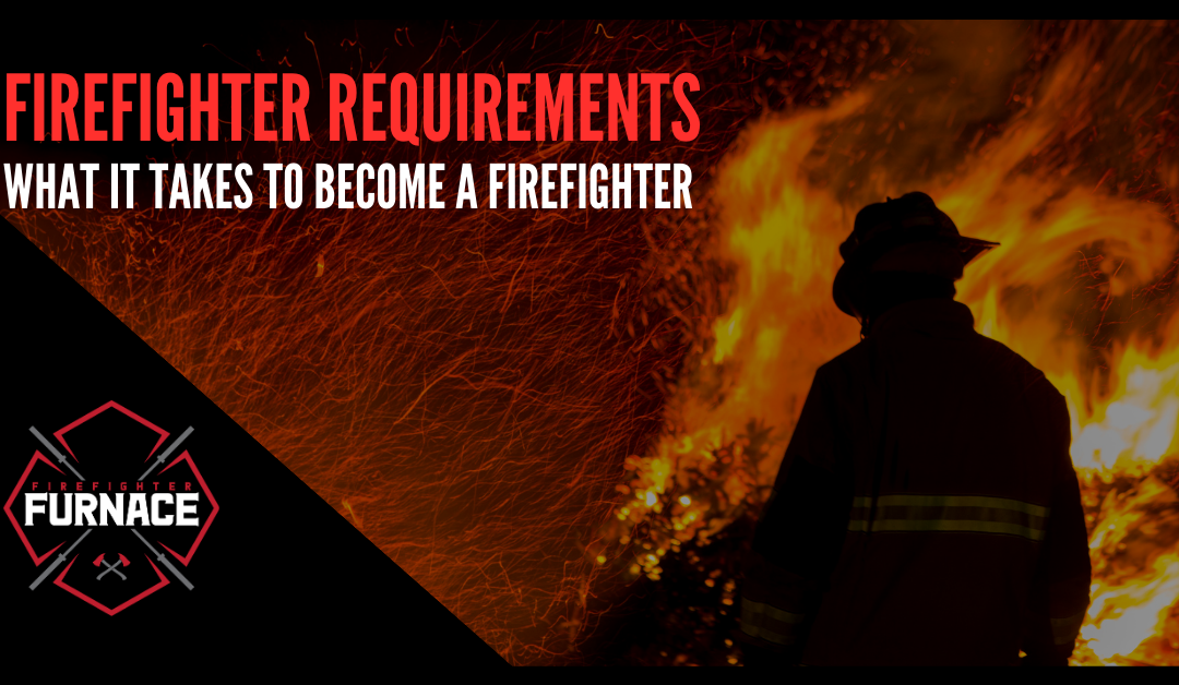 firefighter requirements